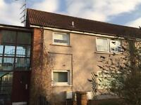 Mutual Exchange First Floor 1 Bed Flat, Dickson Drive Irvine KA129HE