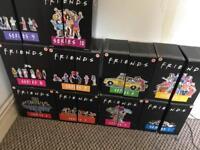 Complete FRIENDS box set