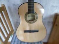 2 acoustic guitars