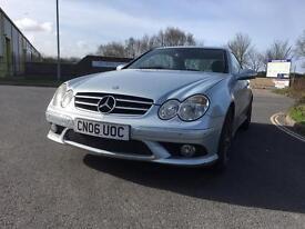 Mercedes clk 320cdi AMG up grades