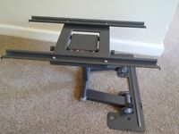 TV wall mount, fully articulating, heavy duty.