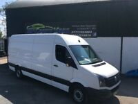 2015 VW CRAFTER LWB 1 UK COMPANY OWNER VERY CLEAN *FINANCE AVAILABLE £233 PER MONTH*