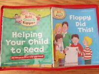 First reader read with biff, chip and kipper collection – excellent condition