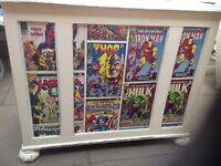 Marvel comic design Toy Box