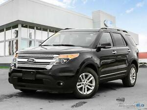 2015 Ford Explorer XLT | 4x4 | Backup Sensors | MyFord Touch | N