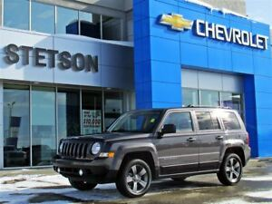 2015 Jeep Patriot Sport/North High Altitude 4x4 AWD Leather