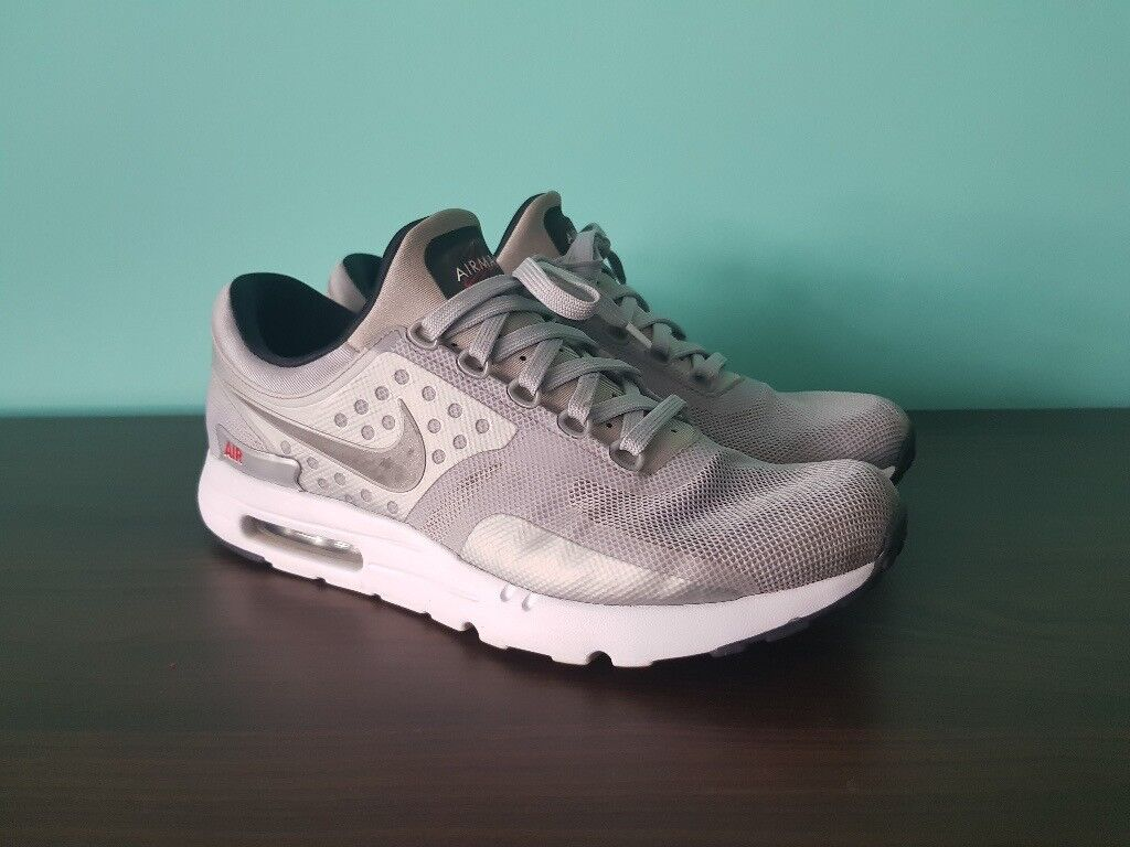 los angeles b7260 31ba9 ... discount code for nike air max zero size 8.5 8a5a2 82b4f