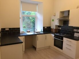 lovely spacious ground floor two bed flat