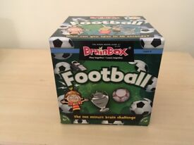 BrainBox Football game