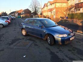 Audi a3 SE 1.9 TDi 5dr blue mint condition
