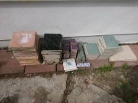 Free to collect various tiles
