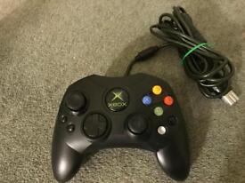 Xbox original controller, slim version