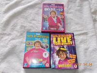 Mrs Brown's Boys DVDs
