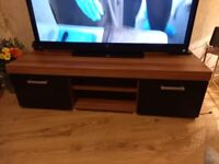 Tv unit and 3 side tables