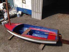 9ft fibre glass boat