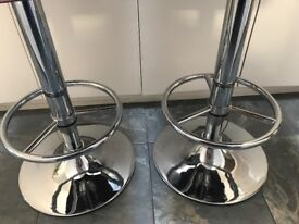 2 awesome breakfast bar stools