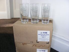 New Pub Glasses (Prices From £6 A Set).