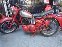 bsa c12 1958
