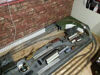 OO Gauge Hornby Train set (Job lot)