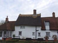 JDeeks Roof Thatching - Full coat, Ridge work and Repairs, Essex and Suffolk