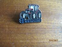 NEW HOLLAND G SERIES TRACTOR LAPEL BADGE. £30