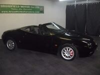 2001 ALFA SPIDER 3.0 24V 96K JUST HAD NW TIMING BELT KIT AND WATER PUMP FITTED HPI CLEAR