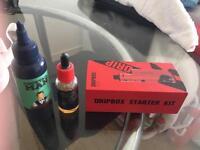 Vape Kangertech Dripbox Started Kit Used