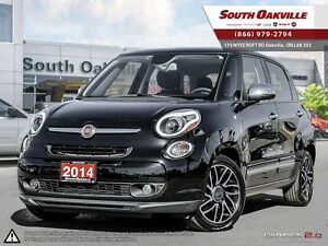 2014 FIAT 500L Lounge | BACKUP CAMERA | NAVIGATION | SUNROOF