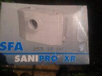 Sanipro XR Macerator