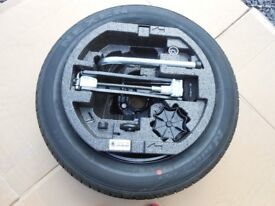 Skoda Fabia II (07-14) Spare Wheel & Tool Kit
