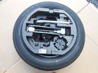 Skoda Fabia II (07-14) Spare Wheel & Tool Kit