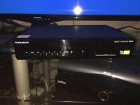 Thomson DTI 6021, 500GB Hard Drive, Digital Freeview Recorder PVR (SCART)