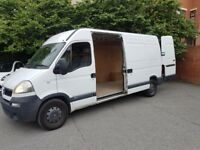MAN WITH VAN HIRE REMOVALS SHEFFIELD ROTHERHAM CHESTERFIELD HOUSE FLAT SOFA STUDENT MOVE RENT