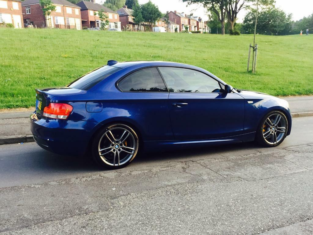 bmw 123d m sport 204 bhp coupe 2008 not s3 gti golf 320d. Black Bedroom Furniture Sets. Home Design Ideas