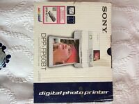 New Photo Digital Photo Printer, never taken out of the box