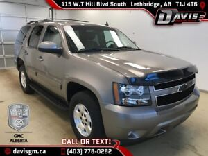 Used 2013 Chevrolet Tahoe LT-8 Passenger, Heated Leather, DVD
