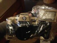 Sealed Olympia Camera