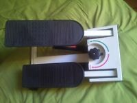 Gym Cross Trainer MINI STEPPER LOWER BODY - Exercise Legs, thighs, bum at Home; Fitness equipment