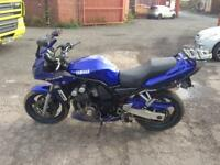 YAMAHA FAZER 600 FZS 1998-2003 BREAKING PARTS SPARES & REPAIRS