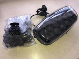 BaByliss Thermo Ceramic Heated Hair Rollers with Extra Clips (Free)