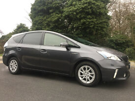 2012(62) Toyota Prius Plus+ T4 1.8 Vvti MPV Automatic Petrol/Hybrid **Full Uk Spec** 7 SEATER