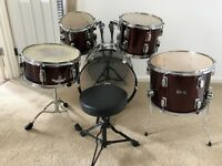 Sonix junior drum kit (not complete)