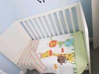 Mama and Papas nursery furniture