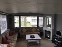 Waterside Caravan - Recently refurbished - Sleeps 6 - Picturesque and quiet