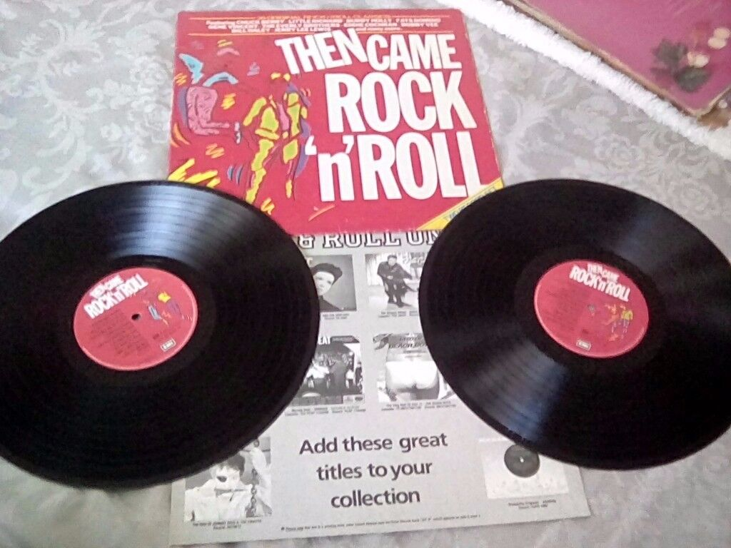 THEN CAME ROCK N ROLL ALBUM