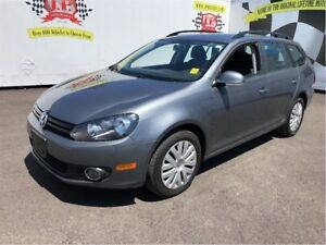 2014 Volkswagen Golf Wagon Highline, Automatic, Heated Seats, Di