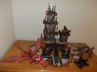 Large Collection Mega Bloks Dragons Krystal Wars (compatable with Lego)