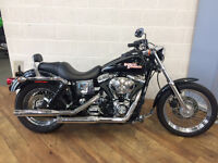 Harley-Davidson FXDLI DYNA LOW RIDER 2004 Black. Excellent condition, 13k miles