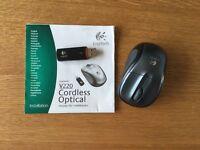 Logitech cordless mouse