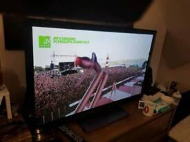 Panasonic led tv 42